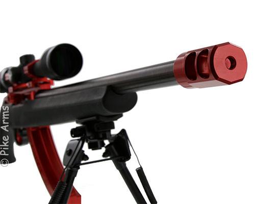 Target barrels! NEW Ruger 10//22 spiral compensator in MATTE BLACK .920 Bull